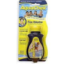 Aquacheck - Test Strips